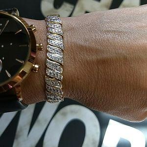 Jewelry - NWT Tennis Bracelet sz 7.5